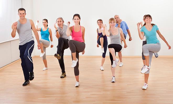 Aerobic Übungen verbessern Gehirn und Herz-Kreislauf Fitness